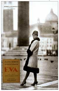 Eva - 11 x 17 Movie Poster - French Style B