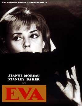 Eva - 11 x 17 Movie Poster - French Style C