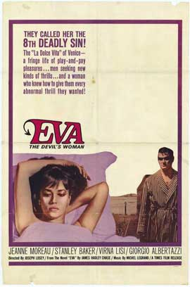 Eva, The Devil's Woman - 11 x 17 Movie Poster - Style A