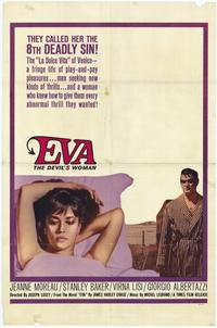 Eva, The Devil's Woman - 27 x 40 Movie Poster - Style A