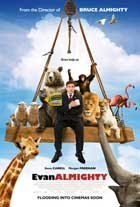 Evan Almighty - 11 x 17 Movie Poster - UK Style A