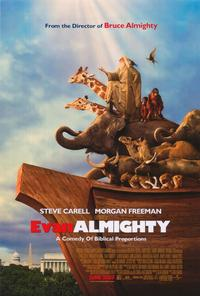Evan Almighty - 11 x 17 Movie Poster - Style A