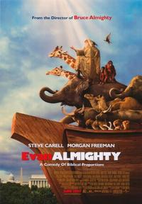 Evan Almighty - 43 x 62 Movie Poster - Bus Shelter Style A