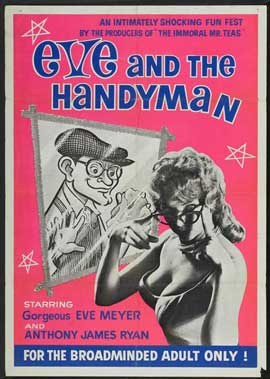 Eve and the Handyman - 11 x 17 Movie Poster - Style A