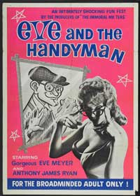 Eve and the Handyman - 43 x 62 Movie Poster - Bus Shelter Style A