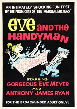 Eve and the Handyman - 27 x 40 Movie Poster - Style B