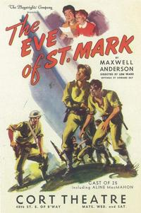 Eve of St. Mark, The (Broadway) - 11 x 17 Poster - Style A