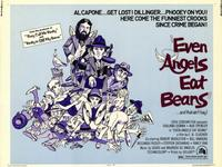 Even Angels Eat Beans - 11 x 14 Movie Poster - Style A