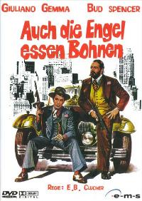 Even Angels Eat Beans - 11 x 17 Movie Poster - German Style A