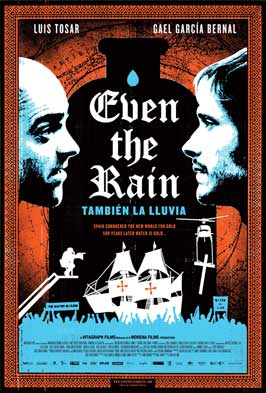 Even the Rain - 27 x 40 Movie Poster - Style A