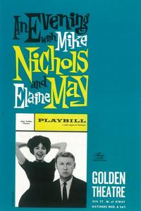 Evening with Mike Nichols and Elaine May (Broadway) - 11 x 17 Poster - Style A
