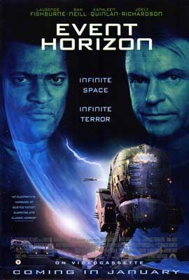 Event Horizon - 11 x 17 Movie Poster - Style A