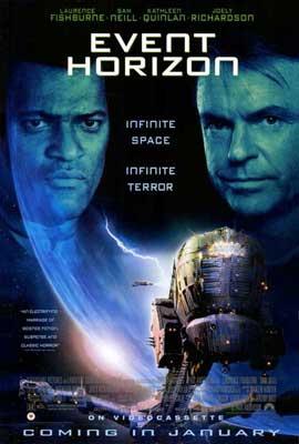 Event Horizon - 27 x 40 Movie Poster - Style B