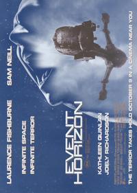 Event Horizon - 11 x 17 Movie Poster - Style C