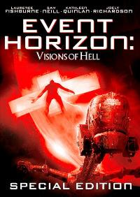 Event Horizon - 11 x 17 Movie Poster - German Style B