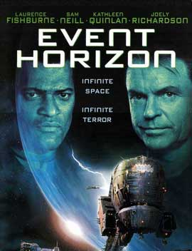 Event Horizon - 11 x 17 Movie Poster - Style D