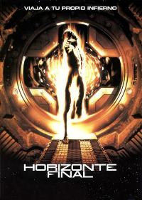 Event Horizon - 11 x 17 Movie Poster - Spanish Style A