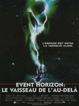 Event Horizon - 11 x 17 Movie Poster - French Style A