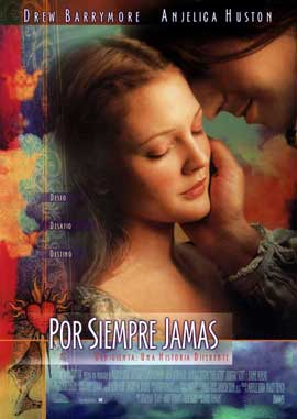 Ever After: A Cinderella Story - 27 x 40 Movie Poster - Spanish Style A