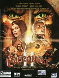 EverQuest II - 11 x 17 Video Game Poster - Style A