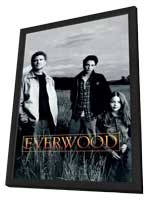 Everwood - 11 x 17 TV Poster - Style A - in Deluxe Wood Frame