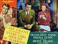 Every Girl Should Be Married - 11 x 14 Movie Poster - Style B