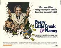 Every Little Crook and Nanny - 11 x 14 Movie Poster - Style A