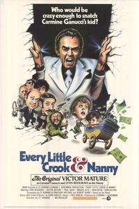 Every Little Crook and Nanny - 27 x 40 Movie Poster - Style A