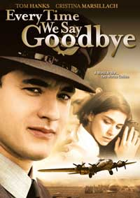 Every Time We Say Goodbye - 27 x 40 Movie Poster - Style B