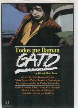Everybody Calls Me The Cat - 11 x 17 Movie Poster - Spanish Style A