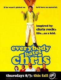 Everybody Hates Chris - 11 x 17 TV Poster - Style A