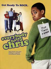 Everybody Hates Chris - 11 x 17 TV Poster - Style C