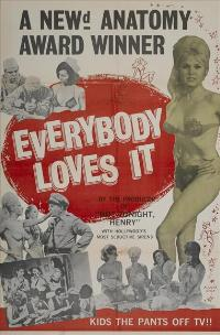 Everybody Loves It - 11 x 17 Movie Poster - Style A