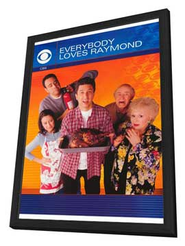 Everybody Loves Raymond (TV) - 27 x 40 TV Poster - Style A - in Deluxe Wood Frame