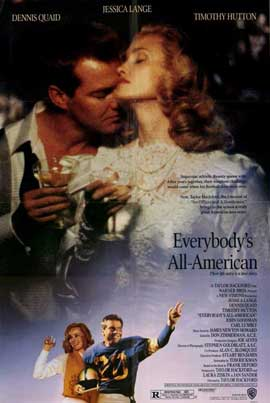 Everybody's All American - 11 x 17 Movie Poster - Style A