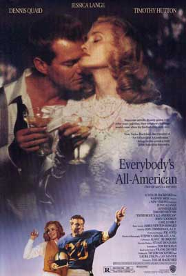Everybody's All American - 27 x 40 Movie Poster - Style A