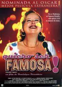 Everybodys Famous - 11 x 17 Movie Poster - Spanish Style A