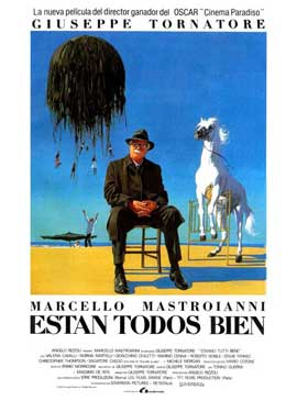 Everybody's Fine - 11 x 17 Movie Poster - Spanish Style A