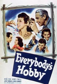Everybody's Hobby - 11 x 14 Movie Poster - Style A