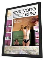 Everyone Else - 27 x 40 Movie Poster - UK Style A - in Deluxe Wood Frame