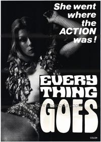Everything Goes - 11 x 17 Movie Poster - Style B