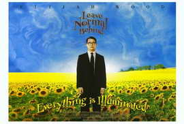 Everything Is Illuminated - 27 x 40 Movie Poster - Style C