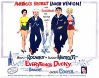 Everythings Ducky - 11 x 14 Movie Poster - Style A