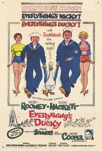 Everythings Ducky - 11 x 17 Movie Poster - Style A