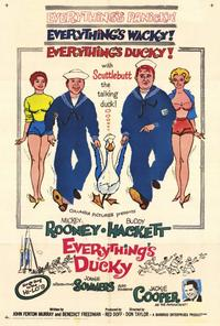 Everythings Ducky - 27 x 40 Movie Poster - Style A
