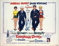 Everythings Ducky - 22 x 28 Movie Poster - Half Sheet Style B