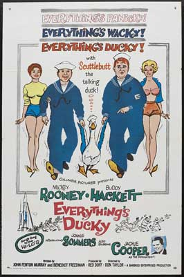 Everythings Ducky - 27 x 40 Movie Poster - Style B