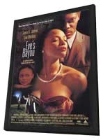 Eve's Bayou - 11 x 17 Movie Poster - Style B - in Deluxe Wood Frame