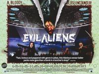 Evil Aliens - 30 x 40 Movie Poster - Style A