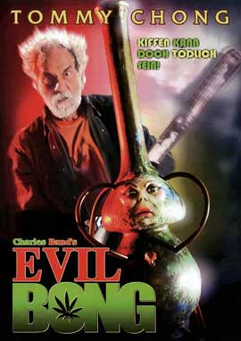 Evil Bong - 27 x 40 Movie Poster - Style A